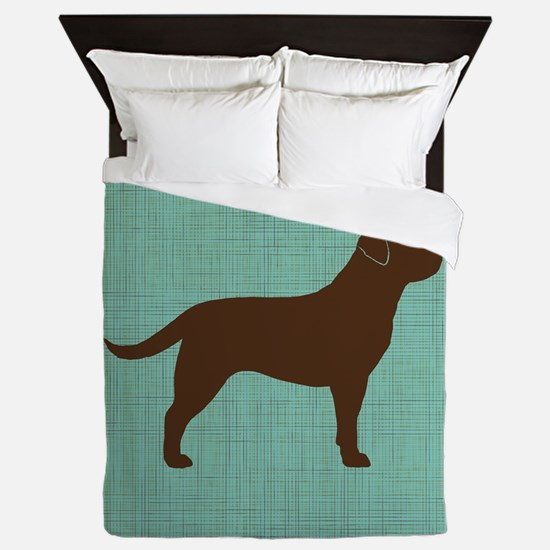 choclabpillow Queen Duvet