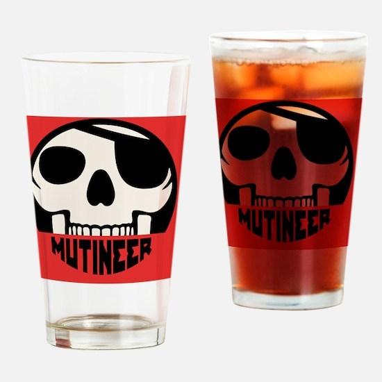 mutineer-BUT Drinking Glass