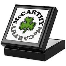 McCarthy Keepsake Box