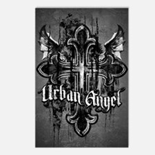 UrbanAngel_LightLPoster Postcards (Package of 8)