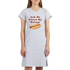 weiner Women's Nightshirt