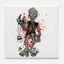 zombie_002 Tile Coaster