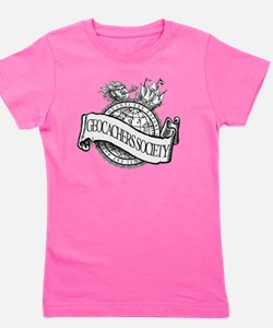 Geocachers Society Girl's Tee
