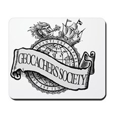 Geocachers Society Mousepad