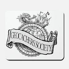 Geocachers Society Mousepad