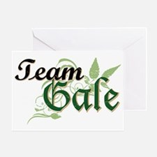 Team Gale Greeting Card