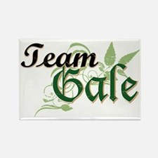 Team Gale Rectangle Magnet