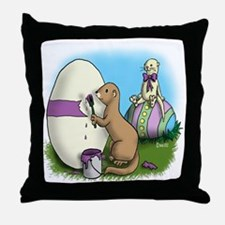 Easter 2 Throw Pillow
