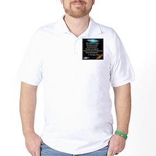 Sagan quote T-Shirt