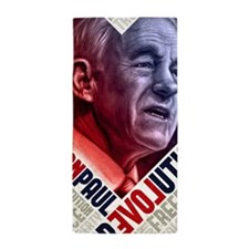 23x35 Ron Paul Revolution Poster Beach Towel