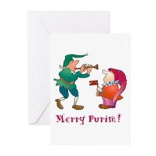 Merry Purim! Greeting Cards (Pk of 10)
