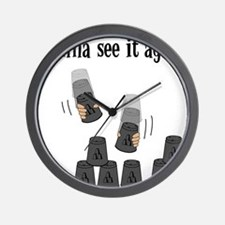 black, wanna see Wall Clock