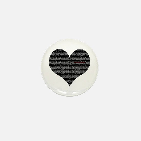 CHD AWARENESS Mini Button