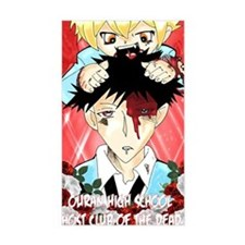 ouran of the dead Decal