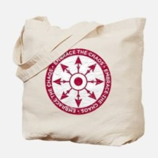 Embrace the chaos Tote Bag