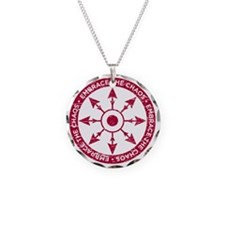 Embrace the chaos Necklace