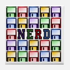 NERD Tile Coaster