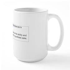 Humanist_Definition_10x3_Sticker Mug