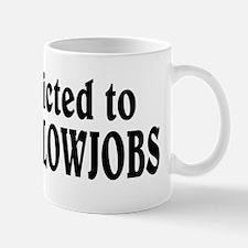 Beer  blowjobs copy Mug