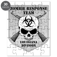 Zombie Response Team Louisiana Puzzle