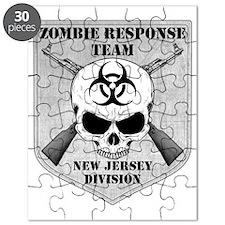Zombie Response Team New Jersey Puzzle