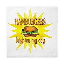 hamburger Queen Duvet