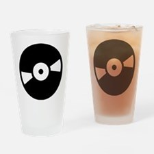 record_vinylg Drinking Glass