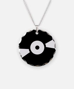 record_vinylg Necklace