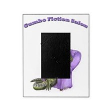 Gator Logo with Words 2 Picture Frame