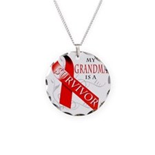 My Grandma is a Survivor Necklace