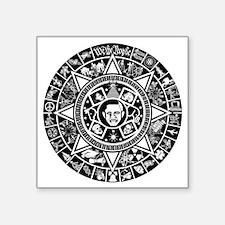 "2012_ELECTAPOCALYPSE2 Square Sticker 3"" x 3"""