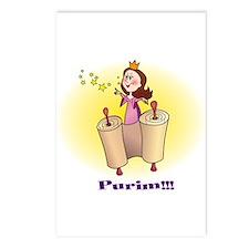 Princess Ester  Postcards (Package of 8)