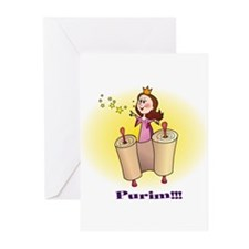 Princess Ester  Greeting Cards (Pk of 10)