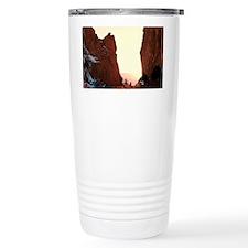 Garden of The Gods Travel Mug