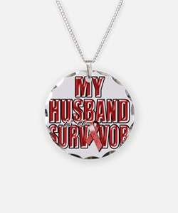 My Husband is a Survivor (re Necklace