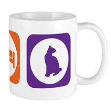 Eat Sleep Siamese Mug