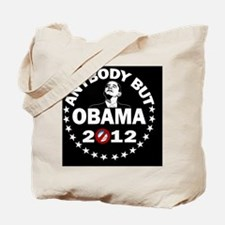 ABO2012_2BUTTONcp Tote Bag