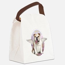 angelwithwings2 Canvas Lunch Bag