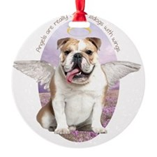 angelwithwings3 Ornament
