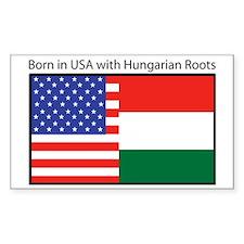america holland flag Decal
