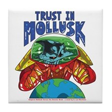 Emperor-Mollusk-World-WT Tile Coaster