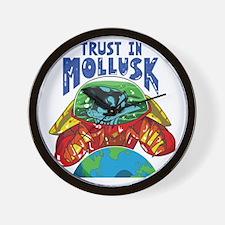 Emperor-Mollusk-World-BT Wall Clock