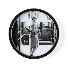 1920s 2 Wall Clock