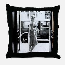 1920s 2 Throw Pillow