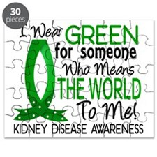 D Means The World To Me Kidney Disease Puzzle