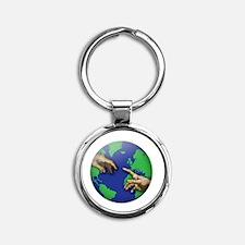 religondrk Round Keychain