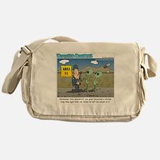 Area 51 Messenger Bag