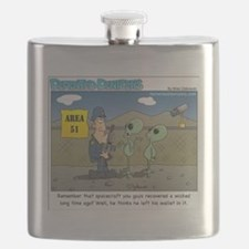 Area 51 Flask