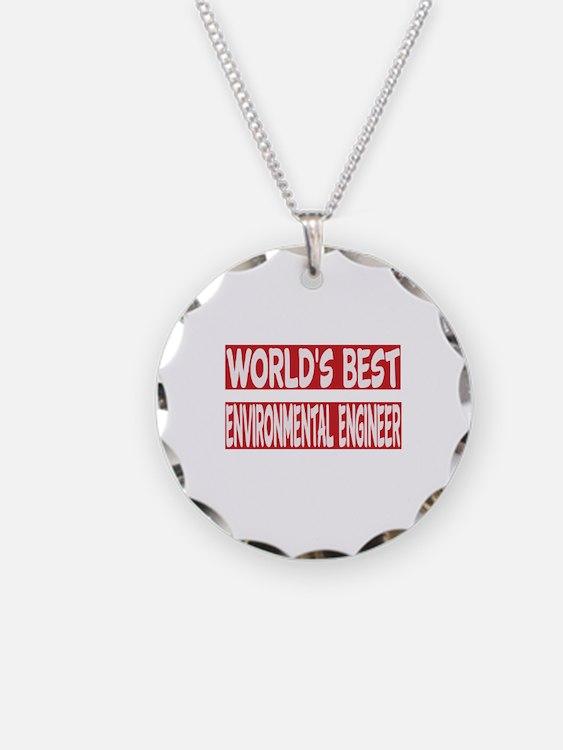 World's Best Environmental e Necklace