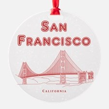 SanFrancisco_10x10_GoldenGateBridge Ornament